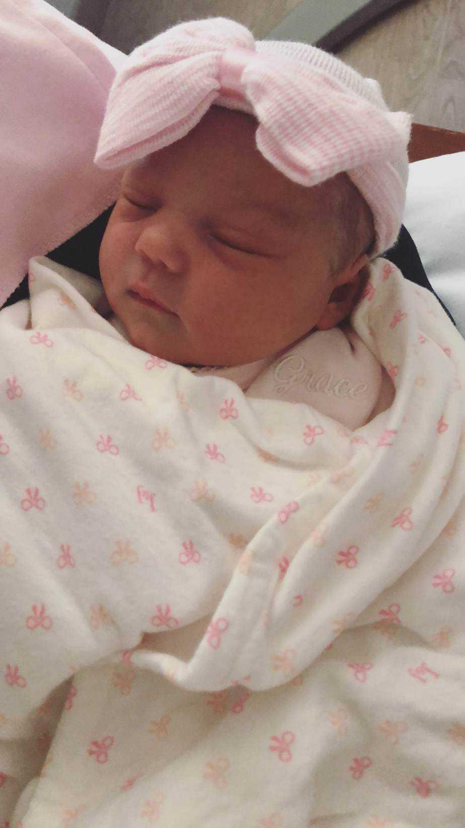 An epidural free, 40 minute labor, birth story!