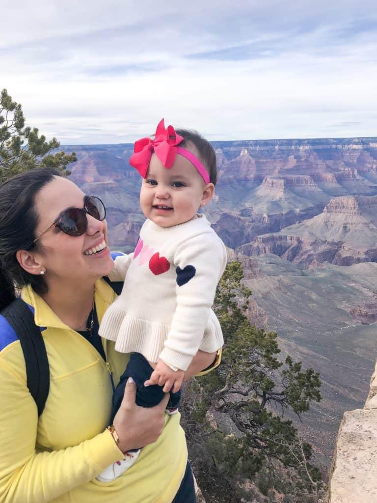 Spring Grand Canyon