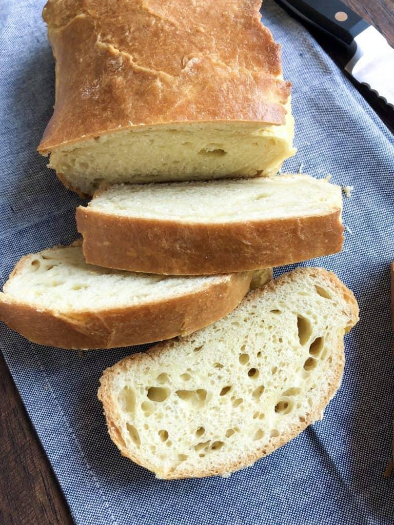 Easy Brioche Bread
